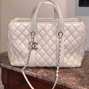 Rare CHANEL quilted handbag